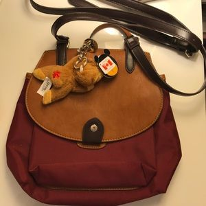 Roots Canada purse